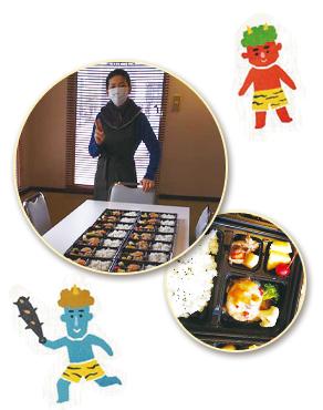 子ども食堂「さわやか食堂」第二十九回目開催時の様子